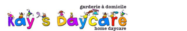 daycare logo sample